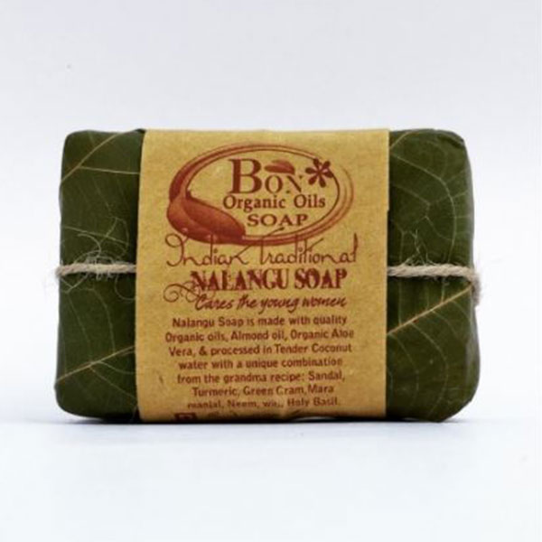 NALANGU SOAP ( PIMPLE PREVENTION AND SCAR REMOVAL) WITH TURMERIC